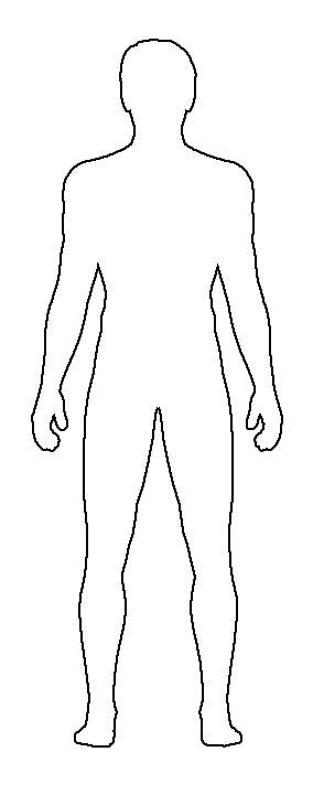 outline   body group   items
