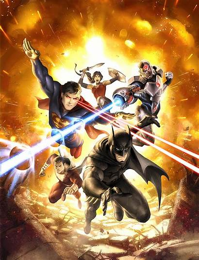Justice League War Superman