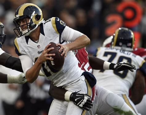 los angeles rams kirk cousins joining team   isnt