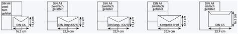 pkw breite und länge katalog briefumschl 228 ge ratgeber ihr discounter f 252 r b 252 robedarf