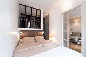 Agencer Une Chambre : am nagement dressing chambre nos infos pour bien l ~ Zukunftsfamilie.com Idées de Décoration