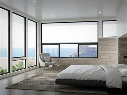 Aluminum Windows Bedroom Contemporary Window Aluminium Milgard