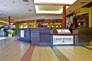 guest services kiosks for orchard park shopping centre With interior decorator kelowna bc