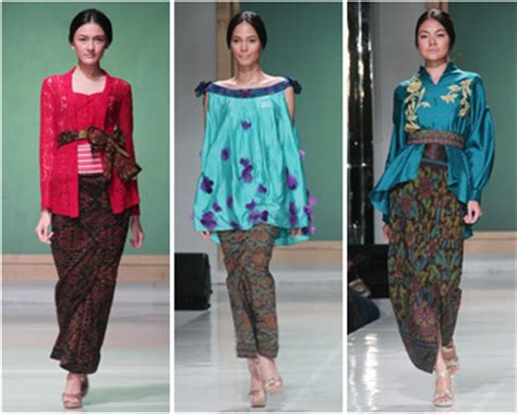 Baju Bodo Modern Modifikasi by Didiet Maulana Eksplorasi Busana Tradisional Jadi Baju