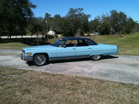 Cadillac Sedan by 1975 Cadillac Sedan