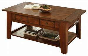 steve silver desoto 4 piece coffee table set with casters With dark oak coffee table sets