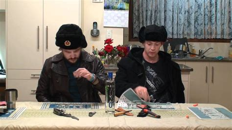 Russian Stereotypes - YouTube