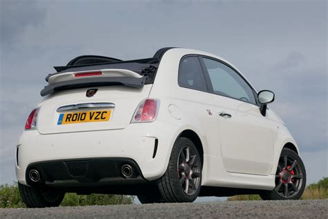New Fiat Abarth by Fiat Uk Prices New Abarth 500c 140hp And Punto Evo 165hp