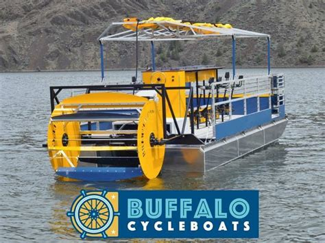 Buffalo Cycle Boats buffalo cycleboat tours buffalo riverworks