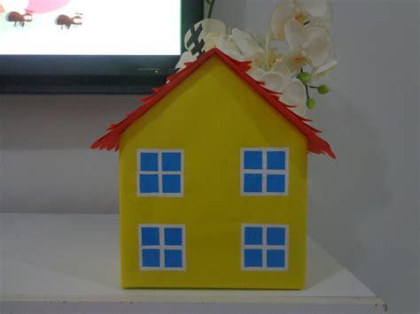 casa pepa pig casa da peppa pig r 12 00 em mercado livre