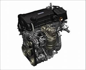 2017 Honda Cr-v - Powertrain