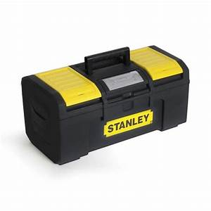 Boite A Outils Vide : stanley boite outils vide 40cm ouverture 1 main ~ Dailycaller-alerts.com Idées de Décoration
