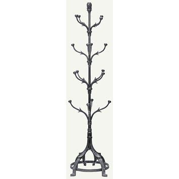 iron shelf hat stand george edmund v a search the collections