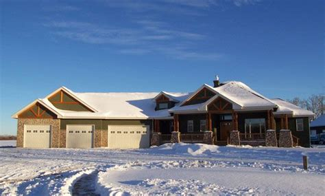 Walk Out Ranch House Plans by Beautiful Walk Out Bungalow Homes Bungalow House Plans