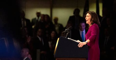 She is to become the 57th governor of new york upon andrew cuomo's resignation, scheduled for. Who is Kathy Hochul? Governor Cuomo's Possible Successor   BteNews