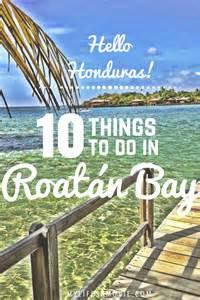 Things to Do in Roatan Bay Honduras