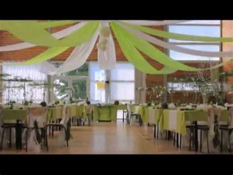 decoration salle de mariage theme jardin feerique