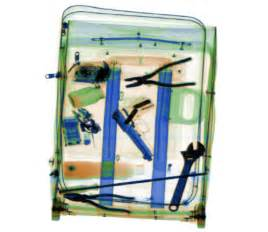 Airport Security X-ray