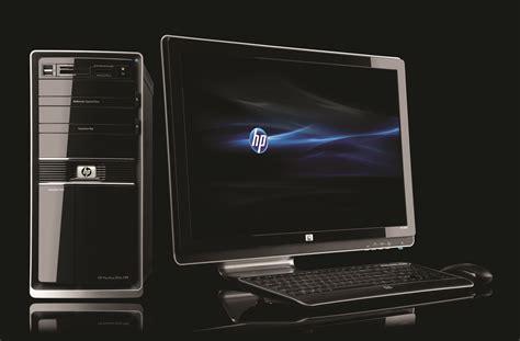 Hp Pavilion Elite Hpe Desktops Plus Hp Compaq L2105tm