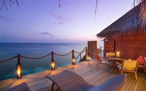 The Most Romantic Hotels In The Maldives