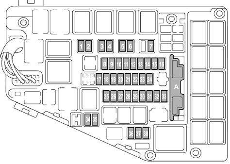 Subaru Outback Fuse Box Diagram Auto Genius