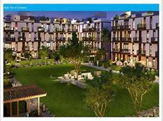 Apartments Ground floor with garden in Compound Courtyards