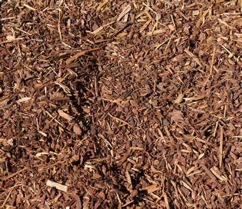 mini nugget bark ground cover   assorted sizes