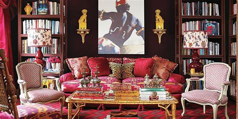 House Decor : Maximalist Decor Style-maximalist Rooms