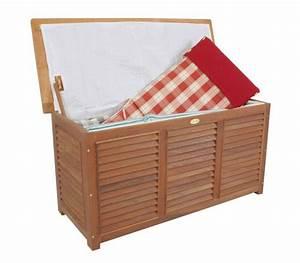 Truhe Aus Holz : auflagenbox gartenbox kissenbox box gartentruhe garten ~ Watch28wear.com Haus und Dekorationen