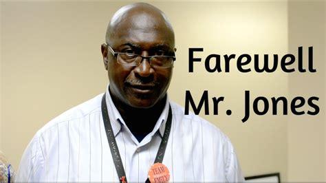 farewell  jones youtube