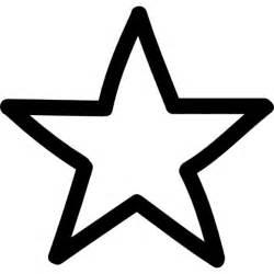 gratis logo design sterne gezeichnet symbol umriss der kostenlosen icons