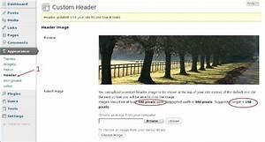 How to Customize Your WordPress Website Header