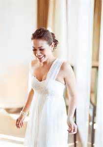 vegas wedding dresses destination wedding in las vegas at mandarin