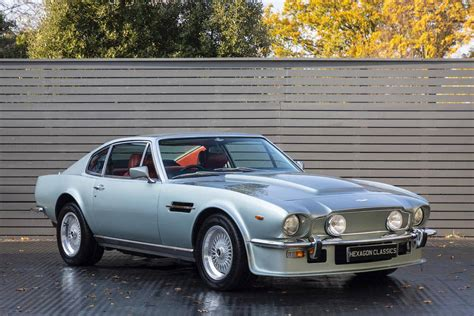 Aston Martin Vantage For Sale by 1984 Aston Martin V8 Vantage For Sale 2030198 Hemmings