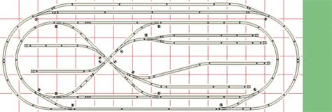 hobby train track layouts lionel fastrack layout ideas