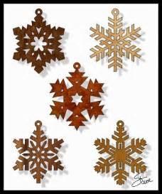 scrollsaw workshop snowflake christmas ornament scroll saw patterns
