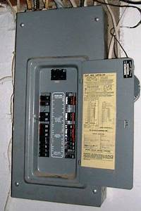 Cost To Replace A Circuit Breaker Box