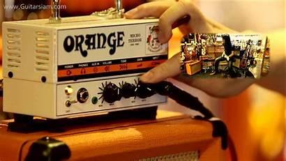 Amp Orange Guitar Amplifier Micro Terror Getwallpapers