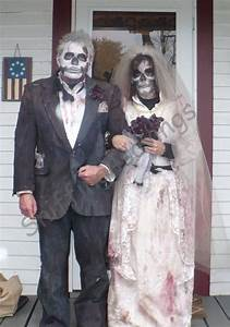 Zombie Bride and Groom DIY Costume's | Bewitched Bloggers ...