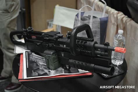 Shot Show 2013 Day 1 With Airsoft Megastore