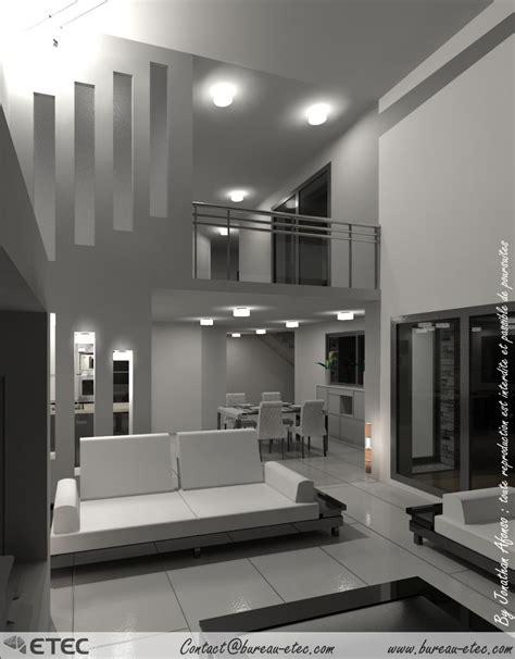 chambre de villa maison toit terrasse grande fino etec