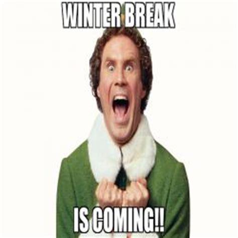 Winter Break Meme - it s kathleen birthday i know her meme buddy the elf 81534 memeshappen