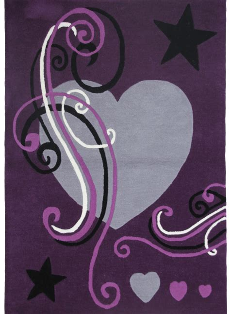 tapis chambre fille violet tapis unamourdetapis com