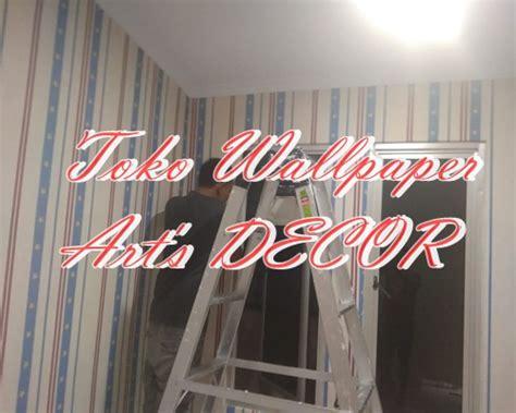 jasa pasang wallpaper  depok arts decor