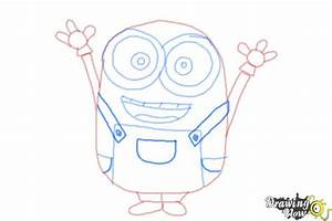 How to Draw a Minion Step by Step - DrawingNow