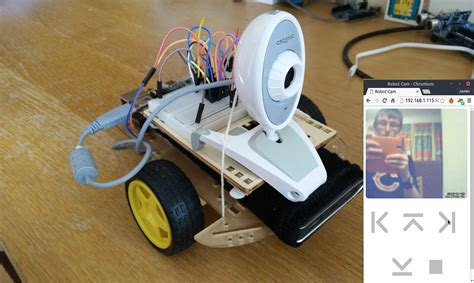 raspberry pi motion raspberry pi web controlled robot with