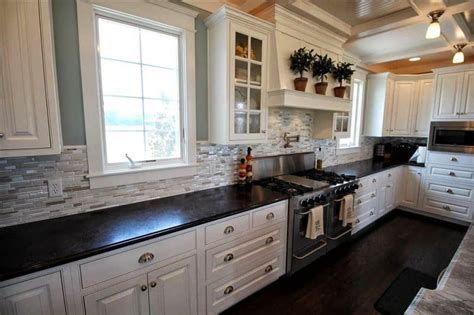 multi purpose kitchen countertop ideas  add beauty   kitchen