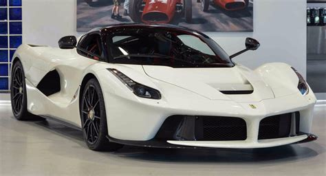 Would You Invest Almost $22 Million Into These Two LaFerraris?