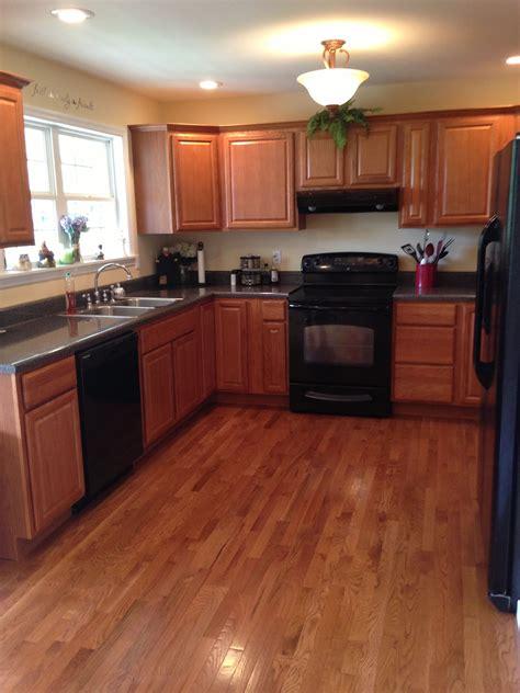 kitchen  black appliances kitchen cabinet design