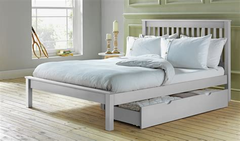 8503 white bed frame advantages of a king size white bed frame in the bedroom